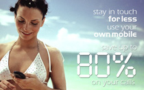 The SIM4travel international mobile sim card - Global roaming sim cards